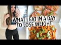 WHAT I EAT IN A DAY | QUICK + HEALTHY RECIPES WEIGHT LOSS RECIPES!
