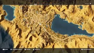 Assassin's Creed: Истоки. Загадка папируса в Сиве (Чаша бога)