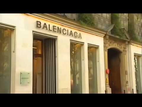42dfeb9b9ce9 Documental sobre Balenciaga - YouTube