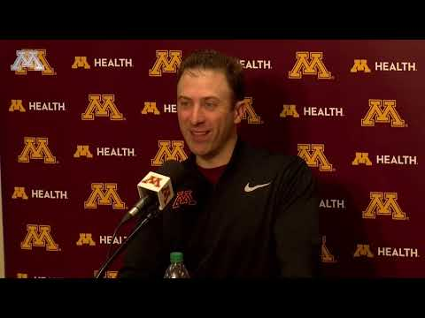 Gopher Blog - Press Conference: Richard Pitino Previews NCAA Tournament vs. Louisville
