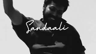 tamil love song whatsapp status | paruthiveeran | karthi | Yuvan | tamil whatsapp status |sandaali