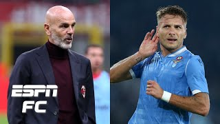 Serie A Week 11 Predictor Can AC Milan take down Ciro Immobile and a red hot Lazio squad Serie A