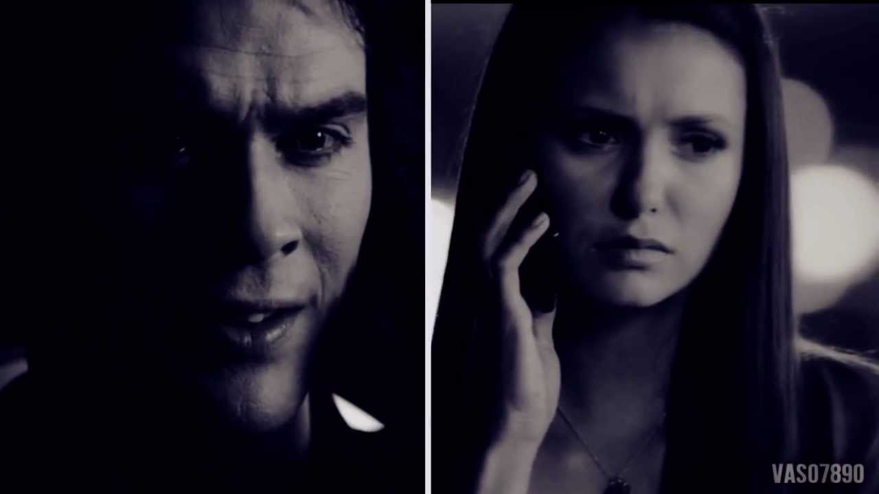Damon Elena Who Could Ever Learn To Love A Beast Youtube