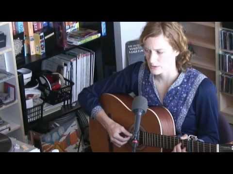 Laura Gibson: NPR Music Tiny Desk Concert