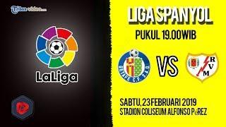 Jadwal Live Liga Spanyol Getafe Vs Rayo Vallecano, Sabtu Pukul 19.00 WIB