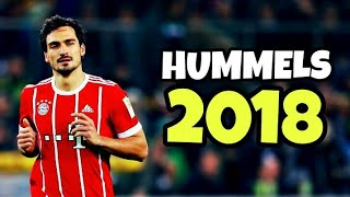 Mats Hummels 2018 -Defending Skills & Tackles 2018 | HD