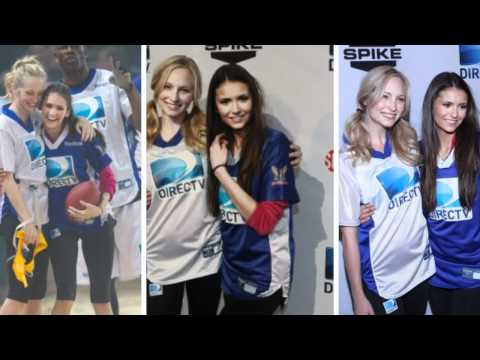 Nina and Candice. {Best Friends}. - Candice Accola video ...