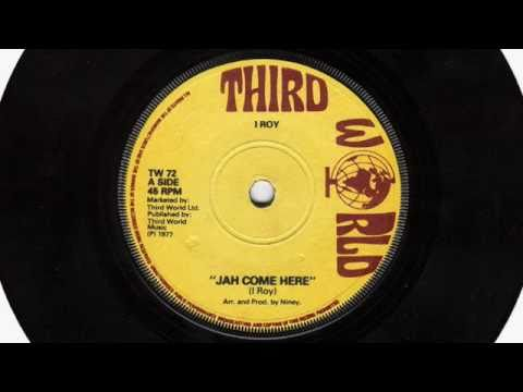 (1977) I Roy & Dennis Brown: Jah Come Here