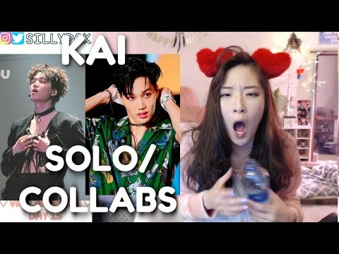 EXO'S KAI SOLO/ABS 'I See You', 'The Eve', 'Pretty Boy' + FANCAMS   ARE U MY EXO-LMATE? (Day 15)