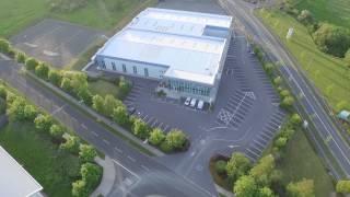 United Health Group Phase 1 & 2, Letterkenny - Boyle Construction
