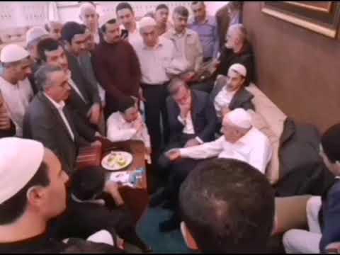 Hüsnü Bayramoğlu Abi, Sait Yüceye şükran vahideyi anlatıyor. Risalei Nura dinami