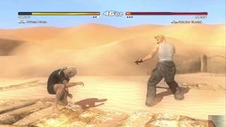 DOA5U Replay 39: Offbeat Ninjas(Gen Fu) vs XCaLiburBLadeZ(Jacky)