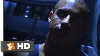 Pitch Black (3/10) Movie CLIP - Found Something Worse Than Me? (2000) HD