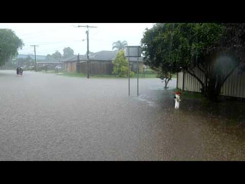 RAIN! - Hoppers Crossing, Melbourne (Feb 2011) - Part II