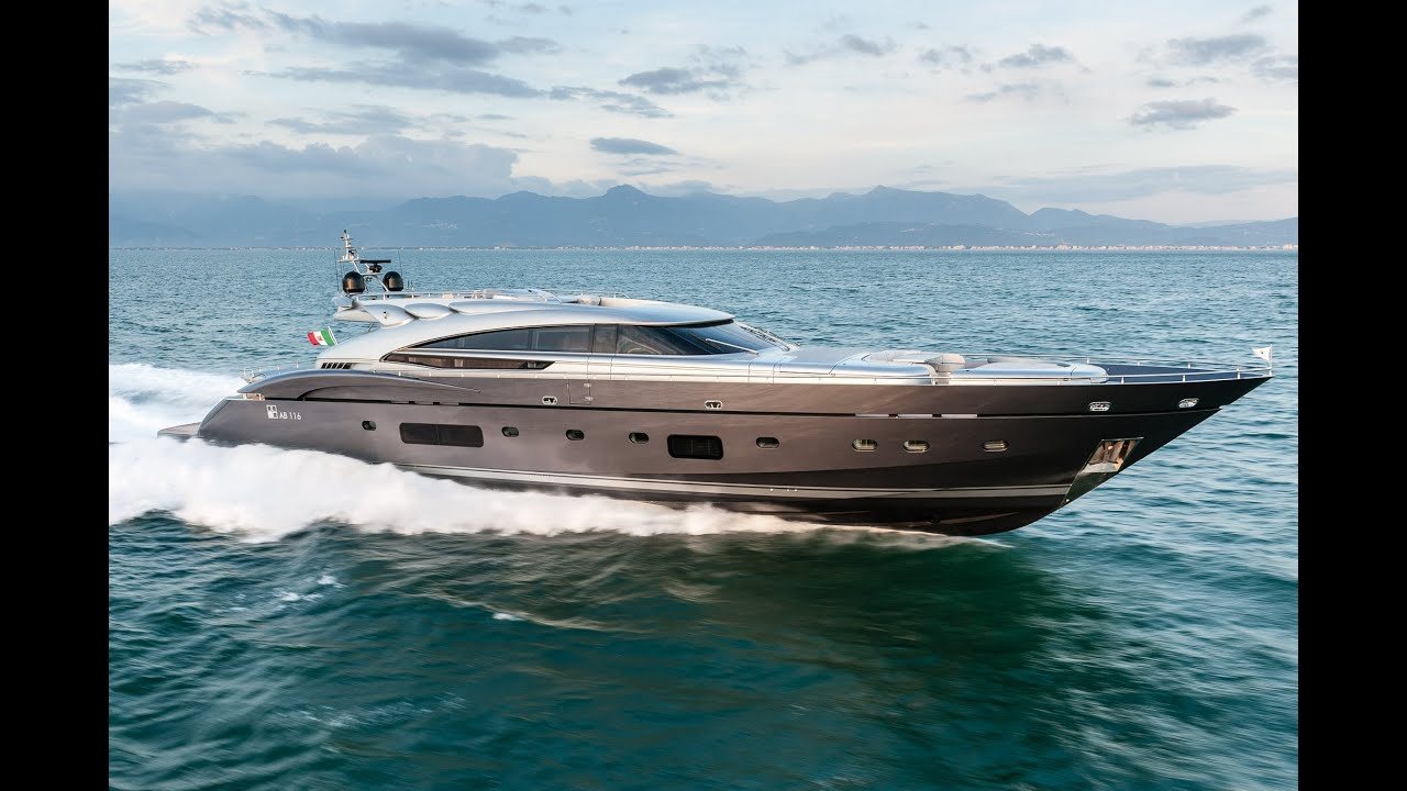 AB 116 ECRIDER_AB YACHTS_FIPA GROUP