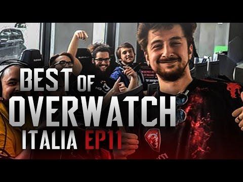 Montage - Best of Overwatch Italia EP 11 - IL PANINO