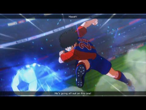Captain Tsubasa: Rise Of New Champions - Barcelona Vs Netherlands #5  