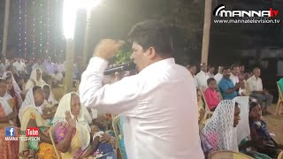 Pr KA Abraham | Faith Fest Kallikkad 2020 | Day 02 | | Manna Television