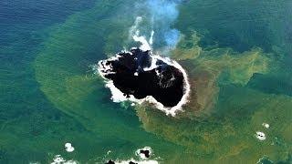 Yok olur dedikleri ada 30 kat büyüdü - BBC TÜRKÇE