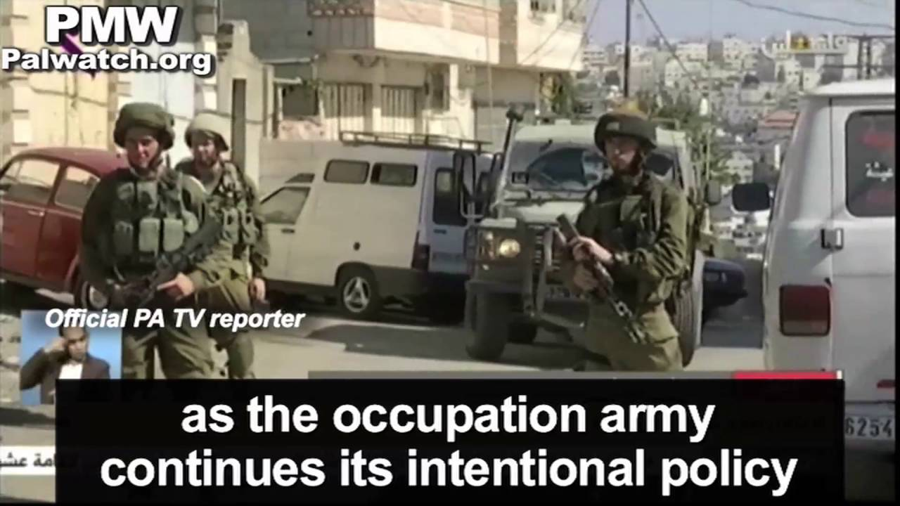 All Media, Libel: Israel murders and poisons | PMW