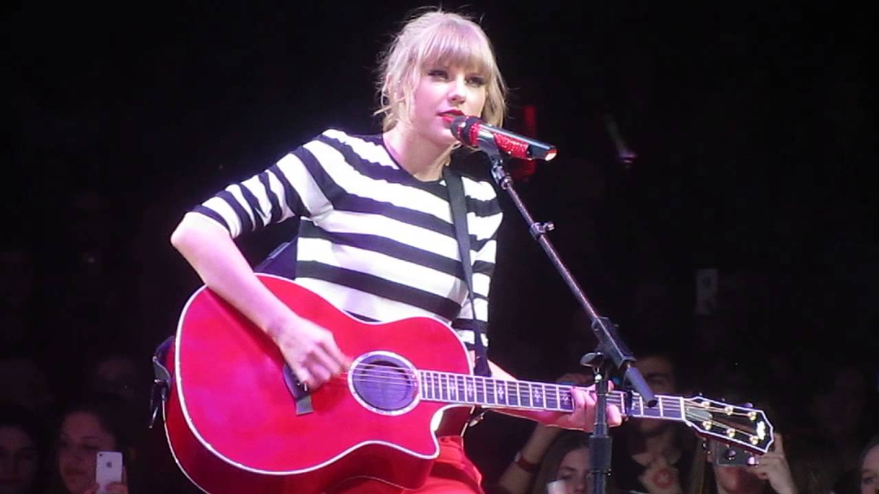Taylor Swift Cold As You Live Youtube