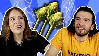 Gençler Yemekte: Elektrik Çiçeği