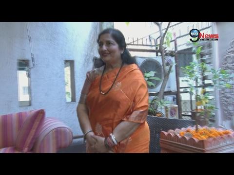 पद्मश्री अनुराधा पौडवाल से ख़ास मुलाक़ात | INTERVIEW: Padma Shri Anuradha Paudwal At Cloud Nine