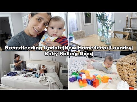breastfeeding-update|new-home-decor|baby-rolling|laundry|