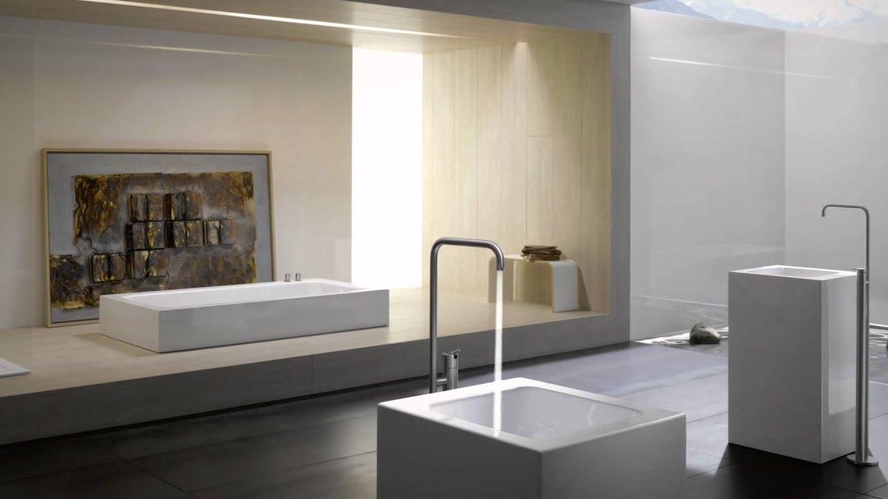 Superb BETTEONE   Badewanne, Duschwanne Und Waschtisch In Einem Design   YouTube Design