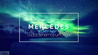 Mercedes - Significado del Nombre Mercedes
