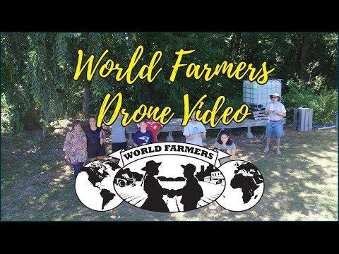 World Farmers Drone Video