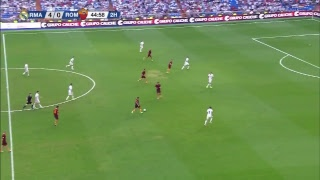 Corazon Classic Match: Real Madrid Leyendas v Roma Legends