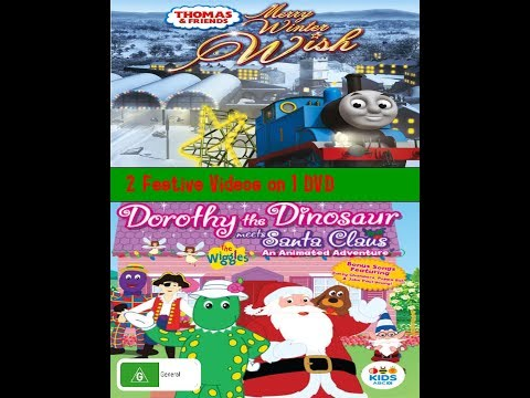 Opening to The Wiggles and Thomas and Friends: DTDMSC and Merry Winter Wish 2017 DVD