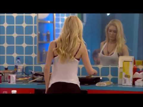 Celebrity Big Brother 2017 - Day 22: Kim argues with Speidi over bedroom door