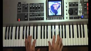 Jezus daje nam zbawienie - piano lesson - darekpiano