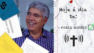 FAZER MISSÕES / HOJE É DIA - 034