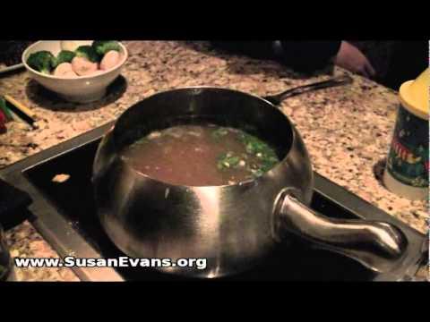 The Melting Pot (Fondue)