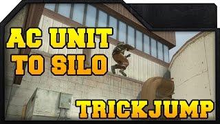 CS:GO - AC UNIT to SILO Trickjump Tutorial