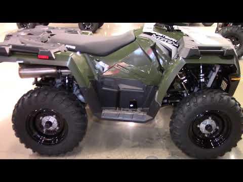 2019 Polaris Industries Sportsman 450 HO - New ATV For Sale - Elyria, Ohio