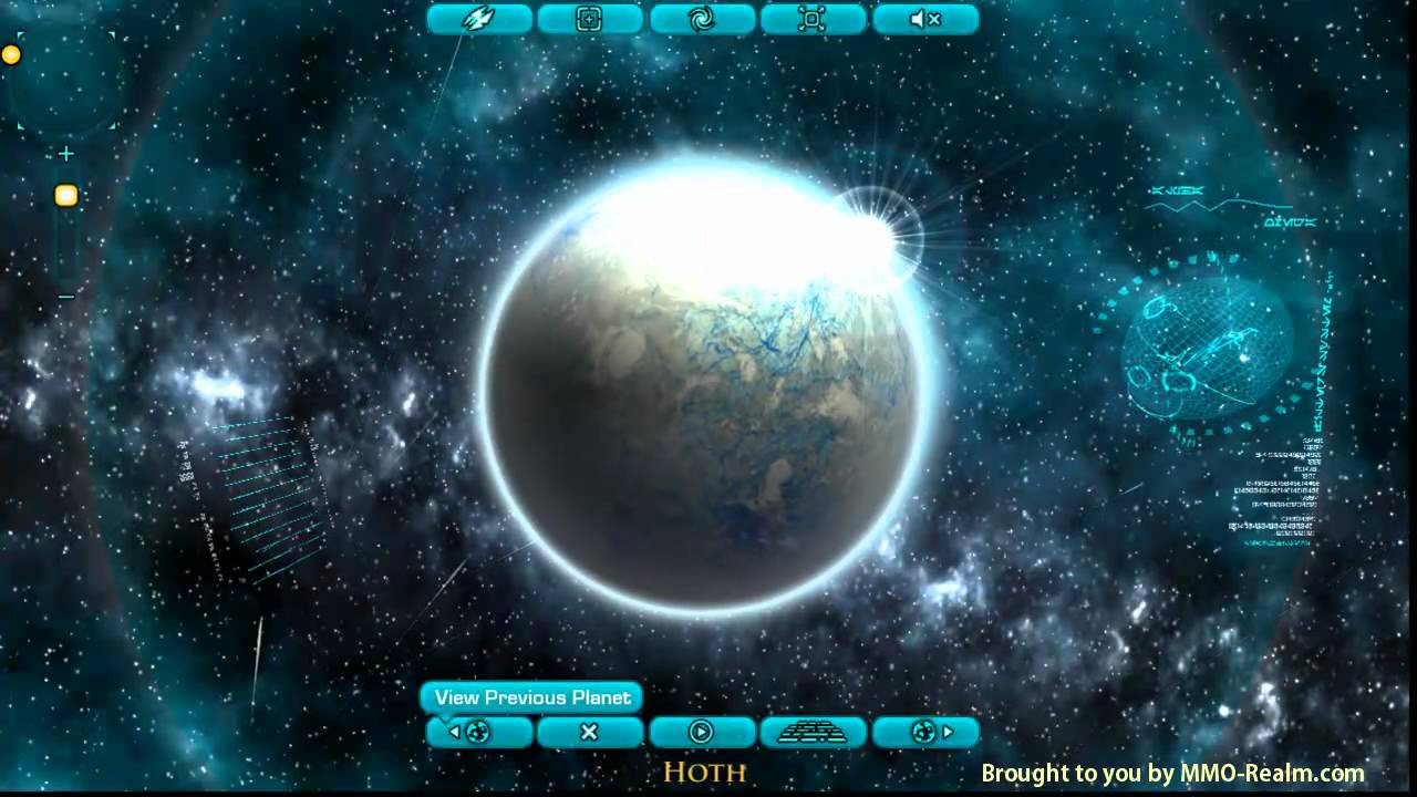 SWTOR GALAXY MAP A Silent Look no mentary