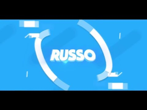 RussoPlays NEW Intro Song (RetroVision - Waves)