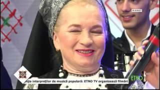 Elena Moisescu &amp Letitia Moisescu - Maicuta,tu mi-ai dat glas ( Seara buna,dragi romani ...