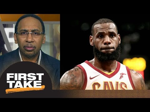 Stephen A. reveals why he doesn't want LeBron James and Cavaliers in NBA Finals | First Take | ESPN