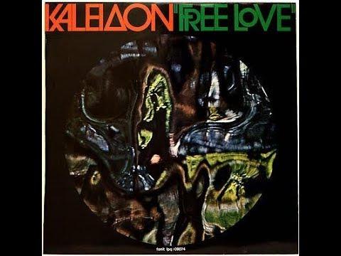 Kaleidon - Free Love 1973 FULL VINYL ALBUM (jazz rock, progressive)