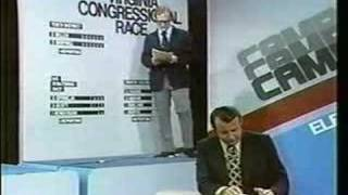 WTOP Election Night 1972