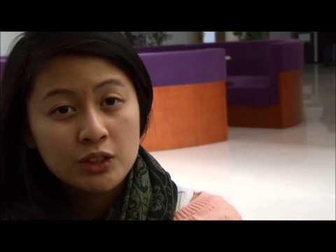International Students on Studying at The University of Nottingham