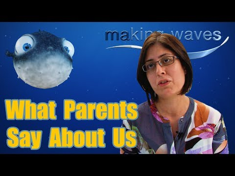 Waheeda Huq Parent Testimonial for Making Waves Swimming - Private Kids Swimming Lessons Glasgow