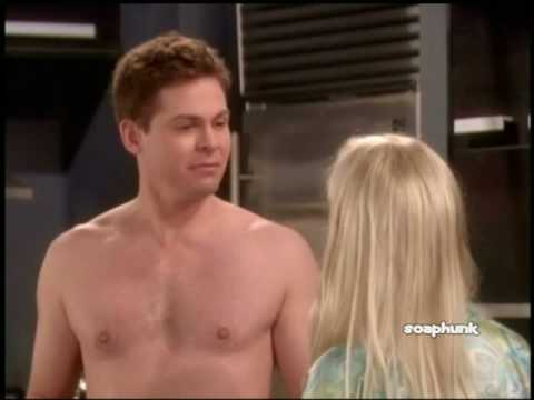 Trent Dawson shirtless 4.2.09