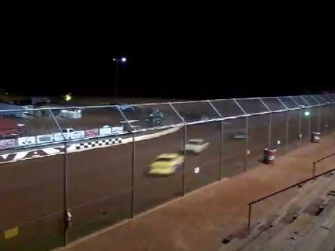 Swainsboro Raceway 8/5/17 Road Warrior