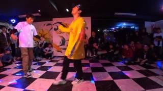 ASHITAKA vs SHINSUKE EX BEST4 / ABC 5th アニソンダンスバトル A-POP DANCE BATTLE